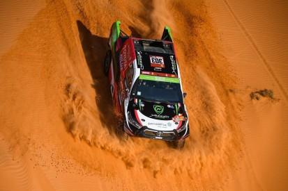 Rallye Dakar 2021: Tagessieg für Yazeed Al-Rajhi und Dirk von Zitzewitz
