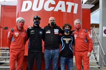 MotoGP-Aufstieg: Was Marini und Bastianini für 2021 erwarten