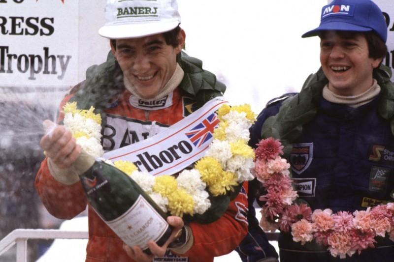 """Martin Brundle: Ayrton Senna war ein """"widersprüchlicher Charakter"""""""