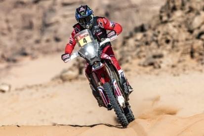 Rallye Dakar 2021: Cornejo verteidigt Führung, Price durch Sturz draußen