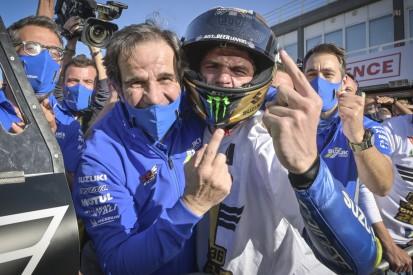 Kein Ersatz für Davide Brivio: Suzuki will den Teammanager nicht ersetzen