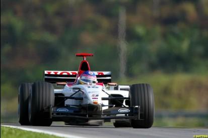 2003 Malaysian GP Saturday