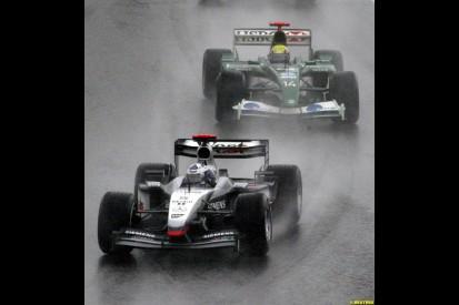 2003 Brazilian GP Sunday