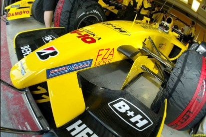 2003 San Marino GP Friday