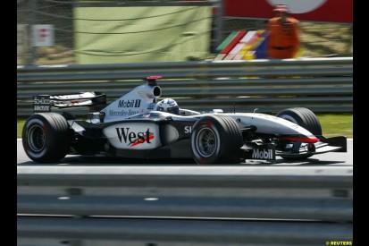 2003 Austrian GP Friday