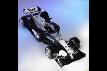 McLaren MP4-18 Debut