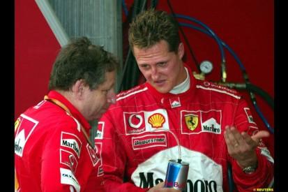 2003 Monaco GP Thursday