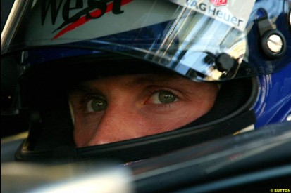 2003 Monaco GP Saturday