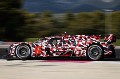 Toyota zeigt erste Bilder vom Le-Mans-Hypercar GR010 Hybrid