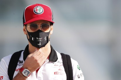 Alfa Romeo will, dass sich Giovinazzi 2021 als Teamleader etabliert