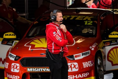 Croke replaces Story as DJR Supercars team boss