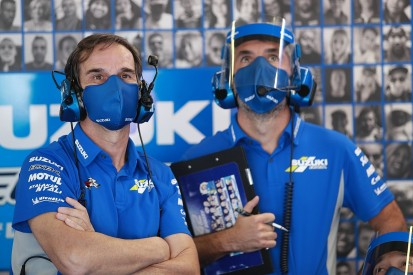 Suzuki MotoGP team won't replace F1-bound Brivio for 2021