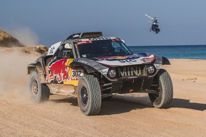 Peterhansel builds Dakar Rally lead with dominant Stage 9 win