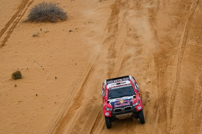 Al-Attiyah cuts Peterhansel's lead with Dakar Rally Stage 8 victory