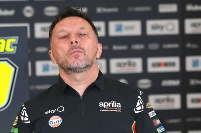 "Fully conscious Fausto Gresini ""improving"" in COVID battle"