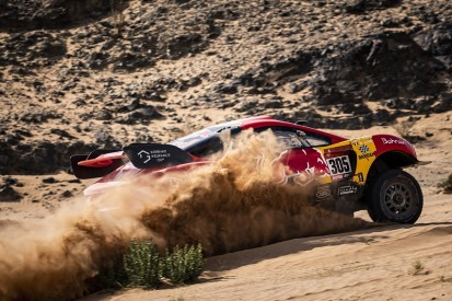 Loeb focuses on Bahrain Raid Xtreme development work after eight-hour stranding