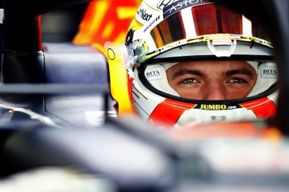 "Verstappen not worried that ""time is ticking"" on F1 title dreams"