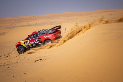 "Loeb: '21 Dakar a ""race of co-drivers"" due to navigational challenges"