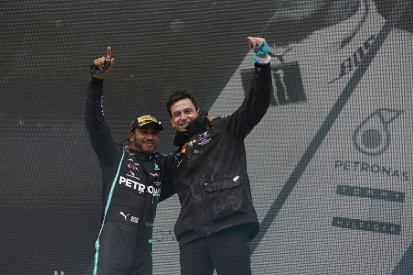 Wolff: Hamilton's strengths go far beyond his driving talent in F1