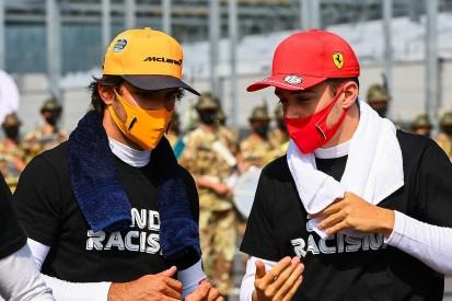 "Sainz: Suggestions of regretting Ferrari F1 move were ""a bit annoying"""