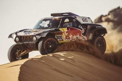 """Sainz """"fed up"""" with further Dakar Rally navigation frustration"""