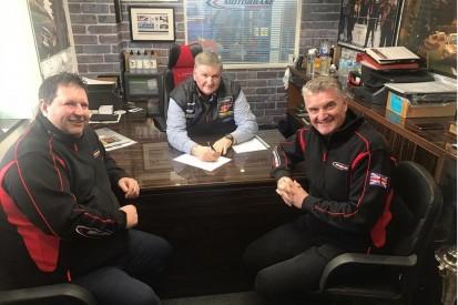 Motorbase Performance taken over by rival BTCC team AmD