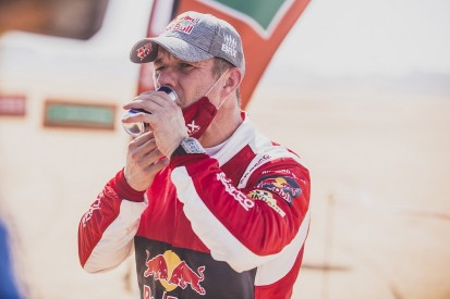 Loeb hits out at 'incompetent' Dakar speeding penalty