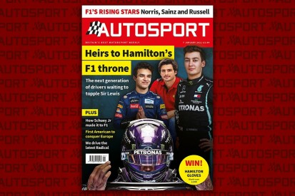 Magazine: The heirs to Hamilton's F1 throne; Schumacher's F2 title