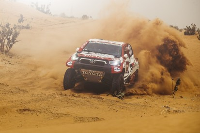 De Villiers wins Stage 5 as Peterhansel extends overall Dakar lead