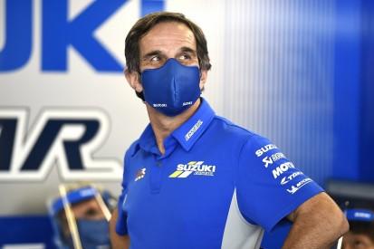 Suzuki MotoGP team boss Brivio linked to shock F1 switch with Alpine