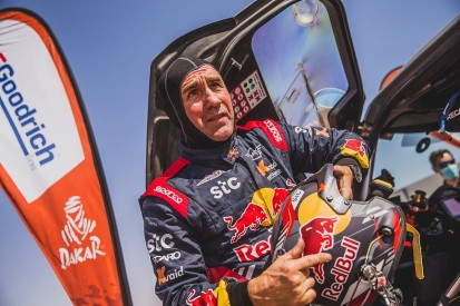 "Peterhansel: High average speed making Dakar ""kind of dangerous"""