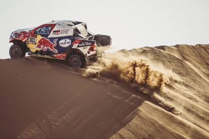 "Al-Attiyah had to ""attack from day one"" of Dakar in ""open"" victory fight"