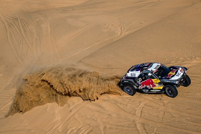 Al-Attiyah cuts deficit to Dakar leader Peterhansel in Stage 3