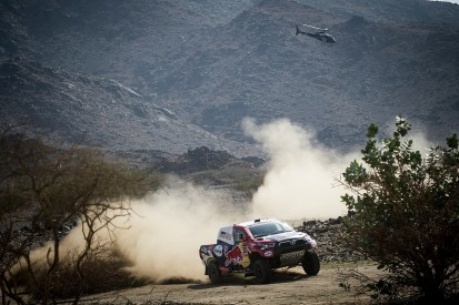 Peterhansel moves into Dakar lead as Toyota's Al-Attiyah wins Stage 2