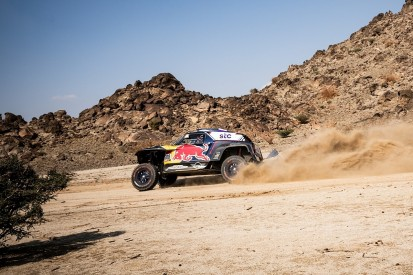 Sainz leads first stage of 2021 Dakar, Loeb loses 24 minutes