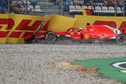 Marko: 'Insecurity' from Hockenheim 2018 behind Vettel struggles
