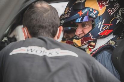 """Sainz: COVID means """"double the pressure"""" on 2021 Dakar Rally"""