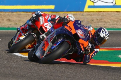 Rumours of Dovizioso replacing Lecuona for MotoGP 2021 'angered' Tech3