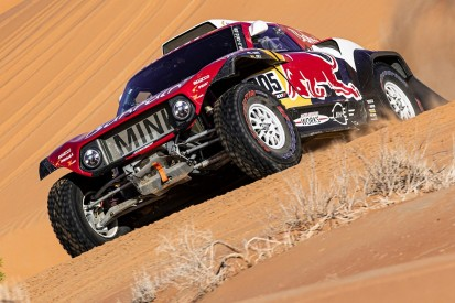 "Toyota welcomes Dakar speed limit to prevent Mini ""running away"""