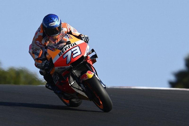 """Marquez: LCR MotoGP switch won't be like """"starting from zero"""""""