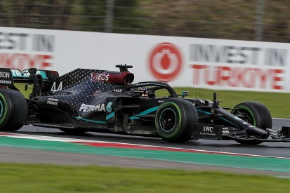 """Dominant Turkey F1 win """"stand-out"""" 2020 performance - Hamilton"""