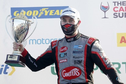 Ingram splits from Toyota team after seven seasons together in BTCC