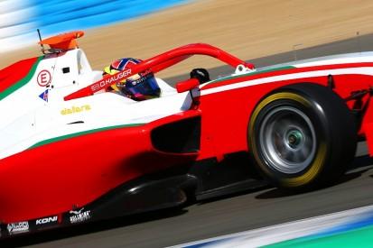 Red Bull Junior Hauger moves to Prema in FIA F3