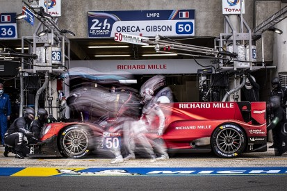 How a crack Le Mans team was won over by three female rookies