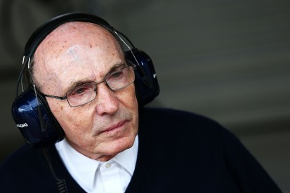 Sir Frank Williams discharged from hospital to recover at home
