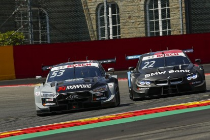 Auer: BMW could have overturned Audi DTM deficit in 2021