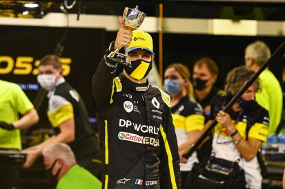 """Ocon hails """"very strong"""" progress through comeback F1 season"""