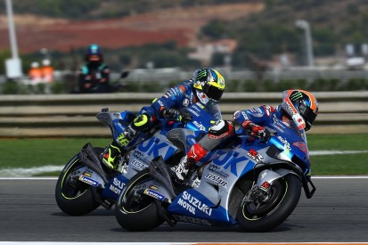 Suzuki 2022 MotoGP satellite team decision has to be made by April