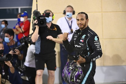 Hamilton wins BBC Sports Personality of the Year for second time