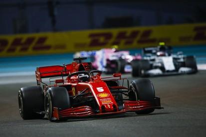 Ferrari: Third in 2021 difficult as rivals have F1 token advantage